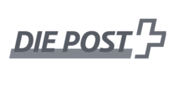 Logo der Post