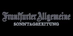 Logo der Frankfurter Allgemeinen Sonntagszeitung